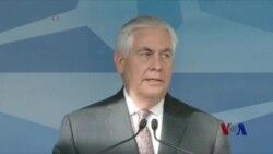 蒂勒森:北约各盟国必须提高国防预算