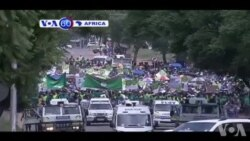 Manchetes Africanas 7 Março 2014