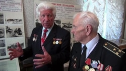 Crimea Aggression by Former Soviet Ally Stuns Ukraine's WWll Veterans