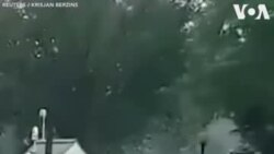 Un homme s'immole près de la maison blanche