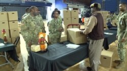 Operation Homefront Distributes Thanksgiving Meals to Military Families in DC
