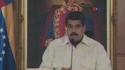 """Venezuela: Nicolás Maduro se niega a aceptar """"Ley de Amnistía"""""""