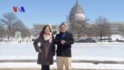 Badai Salju di AS dan Hari Perempuan Internasional (1)