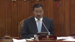 Talibán ataca parlamento afgano
