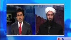 د افغان ملي ځواکونو څخه د علماو او روحانیونو ملاتړ
