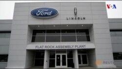 Ford Miçiqandakı maşın zavodunu genişləndirir
