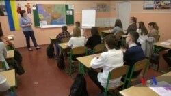 Програму США по медіаграмотності викладатимуть у понад півтисячі шкіл України. Відео