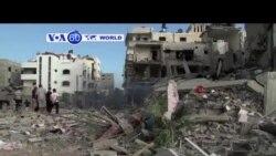 VOA60 Duniya: Isra'ila, Yuli 11, 2014