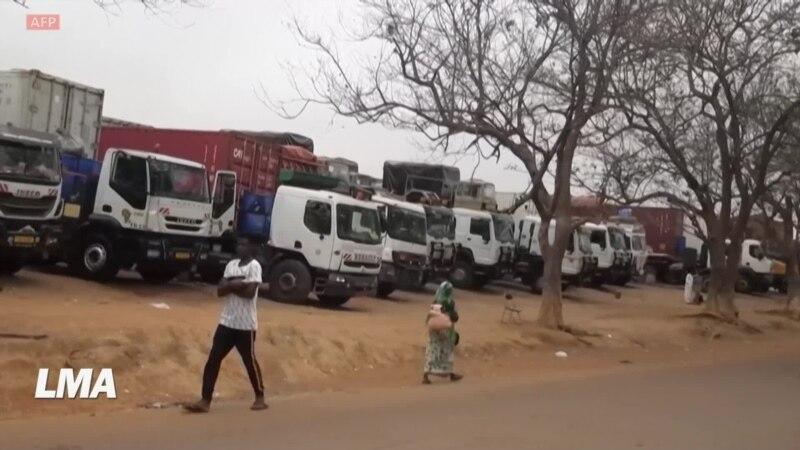 Les attaques des rebelles empêchent l'acheminement des vivres vers Bangui