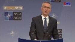 Stoltenberg: 'İngiltere NATO'dan Açıkça Yardım İstemedi'