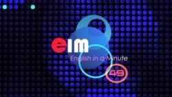 انگلیسی در یک دقیقه قسمت ۴٩