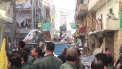 Beirut Rocked by Double Suicide Bombing