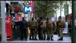 Belgium Remains on Highest Alert Monday