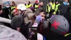 Polisin Flash Ball Silahı Gazeteci Yaraladı - Paris'ten Arzu Çakır'ın İzlenimleri