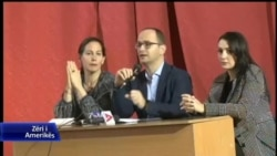 Ministri Bushati viziton zonat me pakica greke