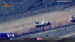 Azerbajxhani pretendon se ka goditur tanket armene në rajonin e debatuar
