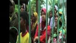 Veliki porast prelazaka Rohingya izbjeglica iz Mianmara u Maleziju