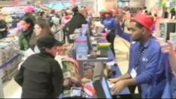Şükran Günü'nde Alışveriş ABD'yi İkiye Böldü