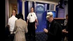 身份不明者闖入,白宮緊急疏散