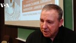 Goran Marković o građanski protestima