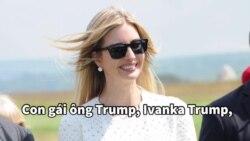 'Sỉ vả' con gái Trump, hành khách bị tống khỏi máy bay