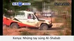 Al-Shabab tấn công đại học ở Kenya, ít nhất 147 người chết (VOA60)