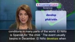 Phát âm chuẩn - Anh ngữ đặc biệt: El Niño (VOA)