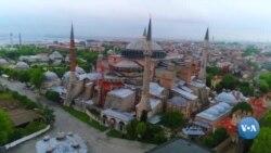 Turkiyada mashhur muzey masjidga aylanmoqda