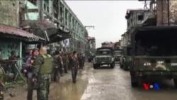 菲國防部長宣佈馬拉維戰事結束