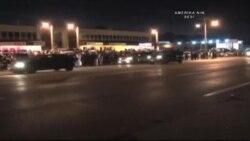 Ferguson'da Olağanüstü Hal Şiddeti Durduramadı
