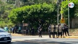 Justicia de Nicaragua ordena detener a principal rival de Ortega hacia elección presidencial