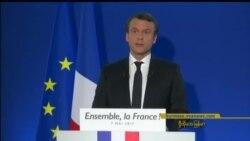 ျပင္သစ္ေရြးေကာက္ပြဲ Macron အႏိုင္ရ