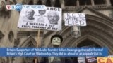 VOA60 Addunyaa - British Court to Rule on US Extradition of Wikileaks' Julian Assange