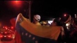 2013-03-06 美國之音視頻新聞: 委內瑞拉人對查韋斯病逝反應不一