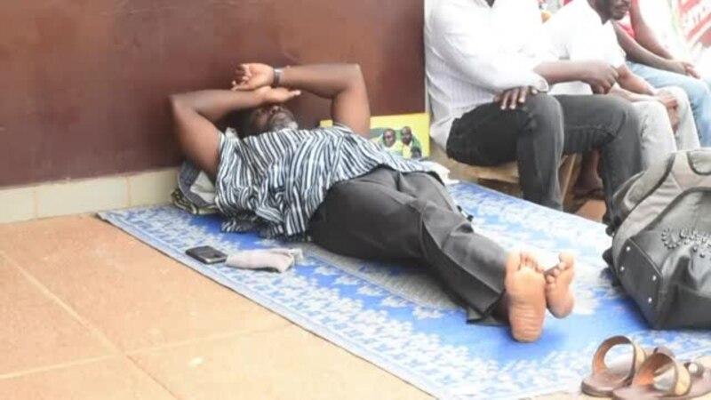 Un opposant togolais en grève de la faim évacué vers le Ghana