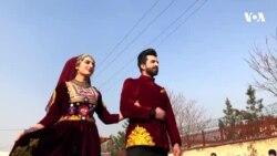 جوانان مدل در خیابان های شهر کابل