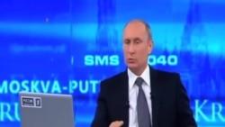 普京指責美國想要統領國際秩序