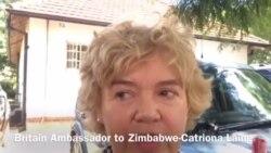 British Ambassador Speaks About Humanitarian Assistance to Zimbabwe