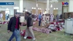 Mısır'daki Cami Saldırısında Ölü Sayısı Artıyor
