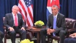Cuba presiona a Obama para dar fin al bloqueo