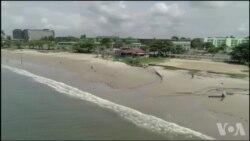 La 5ème édition du marathon du Gabon s'est tenue à Libreville (vidéo)