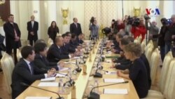 Çavuşoğlu: 'Suriye'deki Gruplara Dış Destek Durmalı'