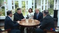 """北韓警告: 核談判""""耐性有限度"""" (粵語)"""