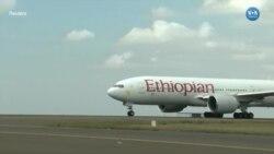 Etiyopya Havayolları'na Ait Uçak Düştü