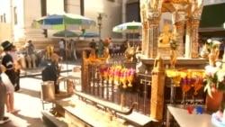 2015-08-19 美國之音視頻新聞:曼谷爆炸後人心惶惶