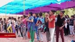 Trại huấn luyện tự vệ cho phụ nữ Ấn