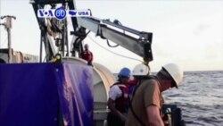 VOA60 America - US Identifies Wreckage of Cargo Ship El Faro