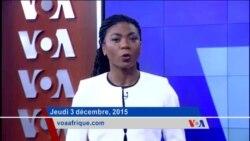 Washington Forum du jeudi 3 décembre 2015 : Burkina et COP21