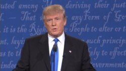 Trump Opening Statement: 'Jobs Are Fleeing Our Country'