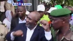 VOA60 AFIRKA: COMOROS An Zabi Azali Assoumani a Matsayin Shugaban Kasar Comoros